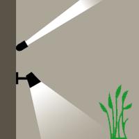 Alle Fassadenstrahler und Spots