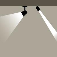 Strahler und Spots