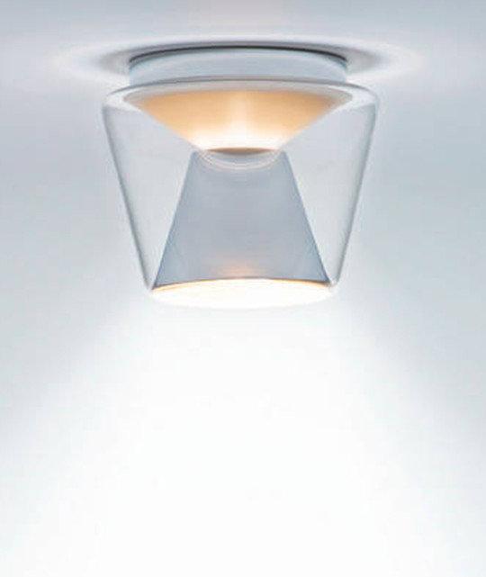 Serien Lighting - Annex Deckenleuchte Ø140 Klar Halogen