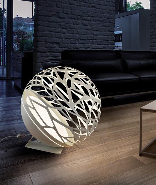 Studio Italia - Kelly Large Sphere Bodenleuchte