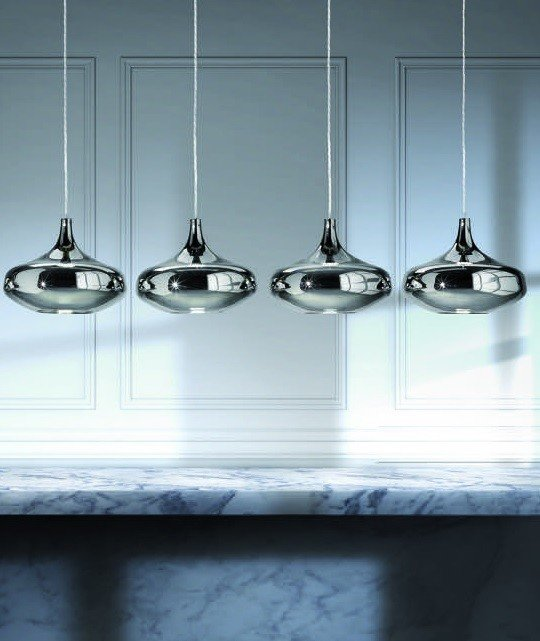 Pendelleuchten Design nostalgia glas large pendelleuchte studio italia design bei