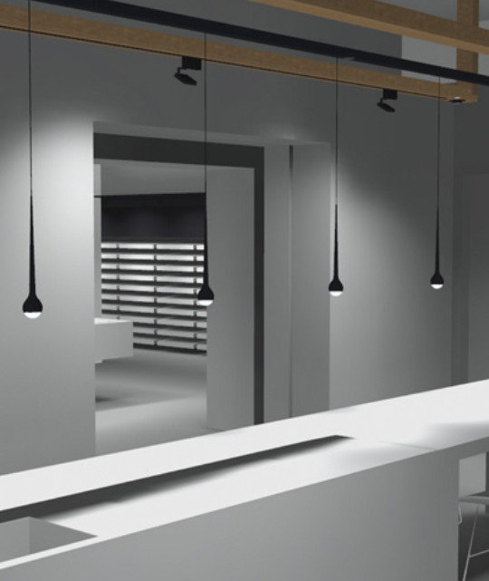 falling in einbau pendelleuchte von tobias grau bei leuchtenleuchten kaufen. Black Bedroom Furniture Sets. Home Design Ideas
