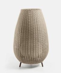 Bover - Amphora 02 Bodenleuchte weiss